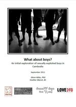 Cambodia Boys Report