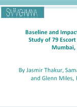 Mumbai Baseline & Impact Comparative 79EscortBoys